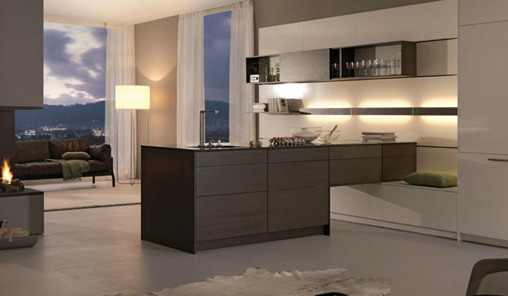 Leicht kitchens haus appliances kitchens improve canada for Haus kitchens