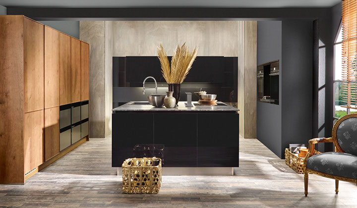 Bau Format German quality kitchen