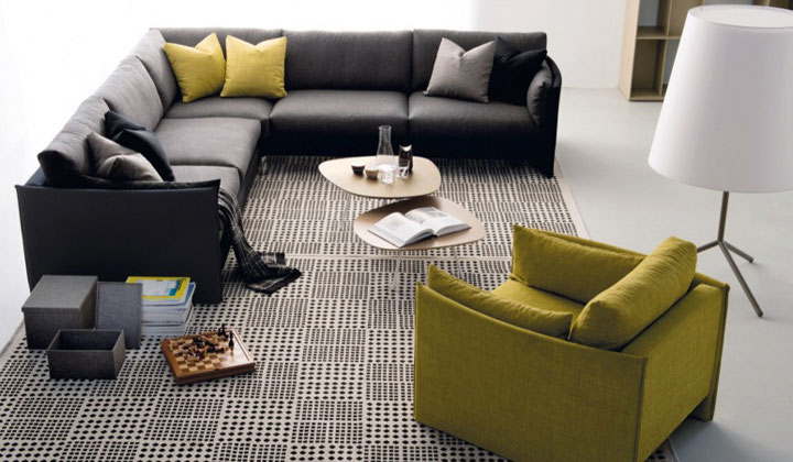 Quality designer furniture and decor from Europe , Calligaris store, Improve Mall