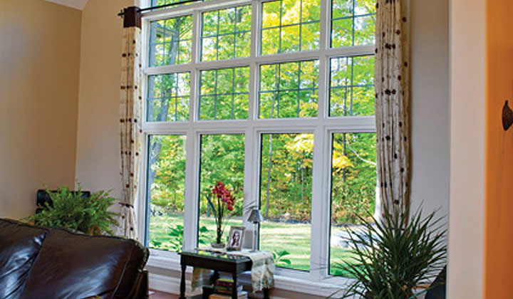 Front large window by Improve windows & doors