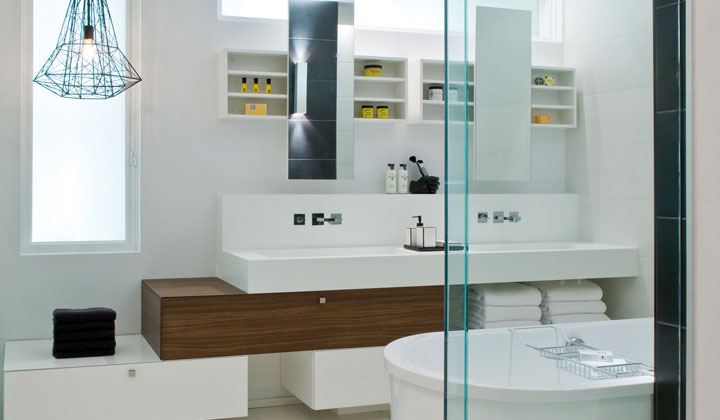 Modern Bathroom vanity by Cartier, Vaughan