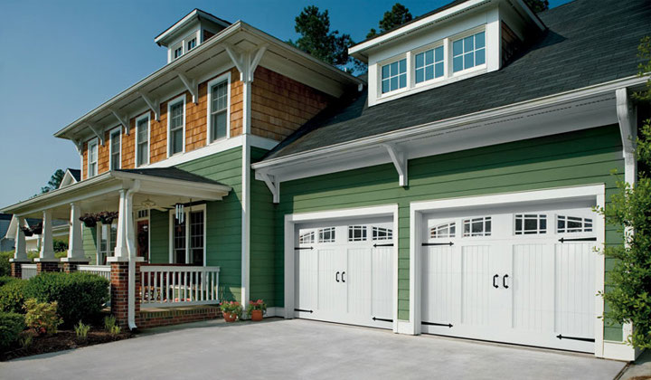 White American Style Garage Doors, Richmond Hill