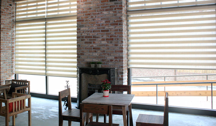 Roll down blinds by Trendy blinds, Toronto