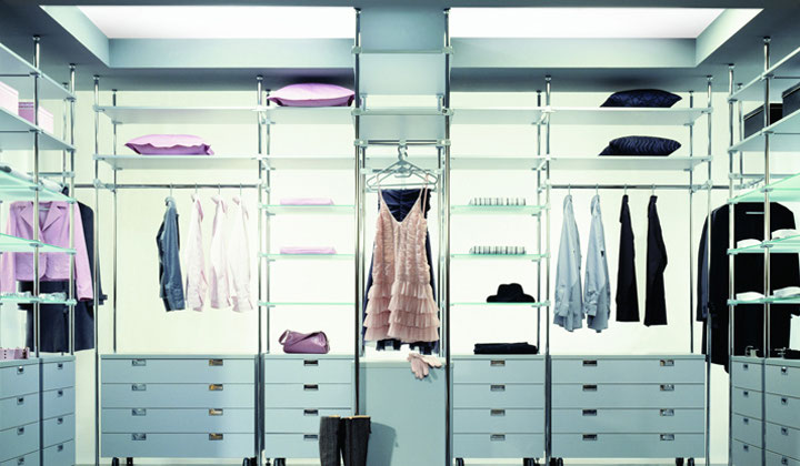 Custom Walk in closet  by Komandor, Toronto