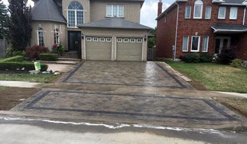 Landscaping services, interlocking and garden care by Matt's Landscaping, Toronto