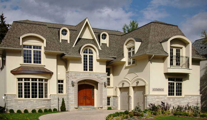 Make your home energy efficient by decorating with Stucco, great way to insulate your home and make it look beatifull