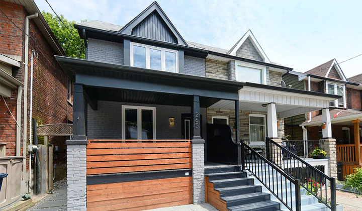 Complete Home remodel by Norseman Construction, Etobicoke