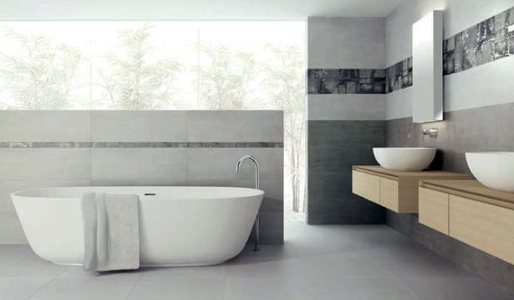 Bathroom tile , quality tile products and installation by Metropolitan Tile & Stone, Toronto
