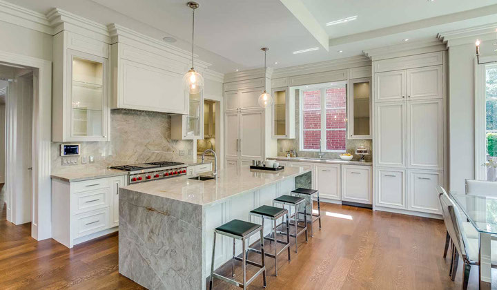 Gorgeous designer Kitchen by DK & More, Vaughan