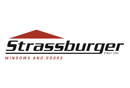 Strassburger Windows & Doors. Logo