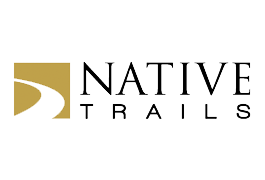NATIVE TRAILS. Logo