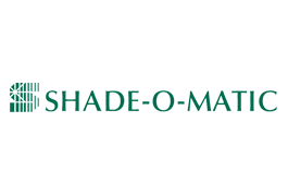 Shade O Matic. Logo