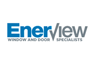 Enerview Windows & Doors. Logo