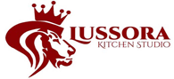 Lussora Kitchen Studio Logo