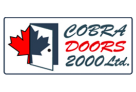 Cobra Doors 2000 Ltd.. Logo