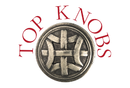 Top knobs. Logo