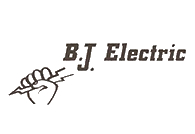 B.J. Electric Garage Doors Logo