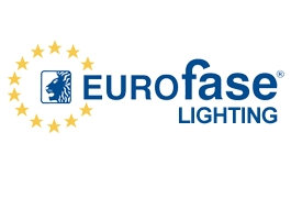 Eurofase Lighting. Logo