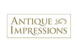 Antique Impressions. Logo