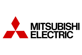 Mitsubishi Electric. Logo