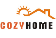 CozyHome Kitchen & Bath. Logo