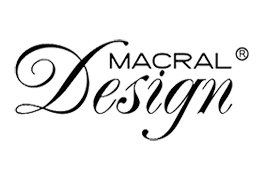 MACRAL DESIGN. Logo