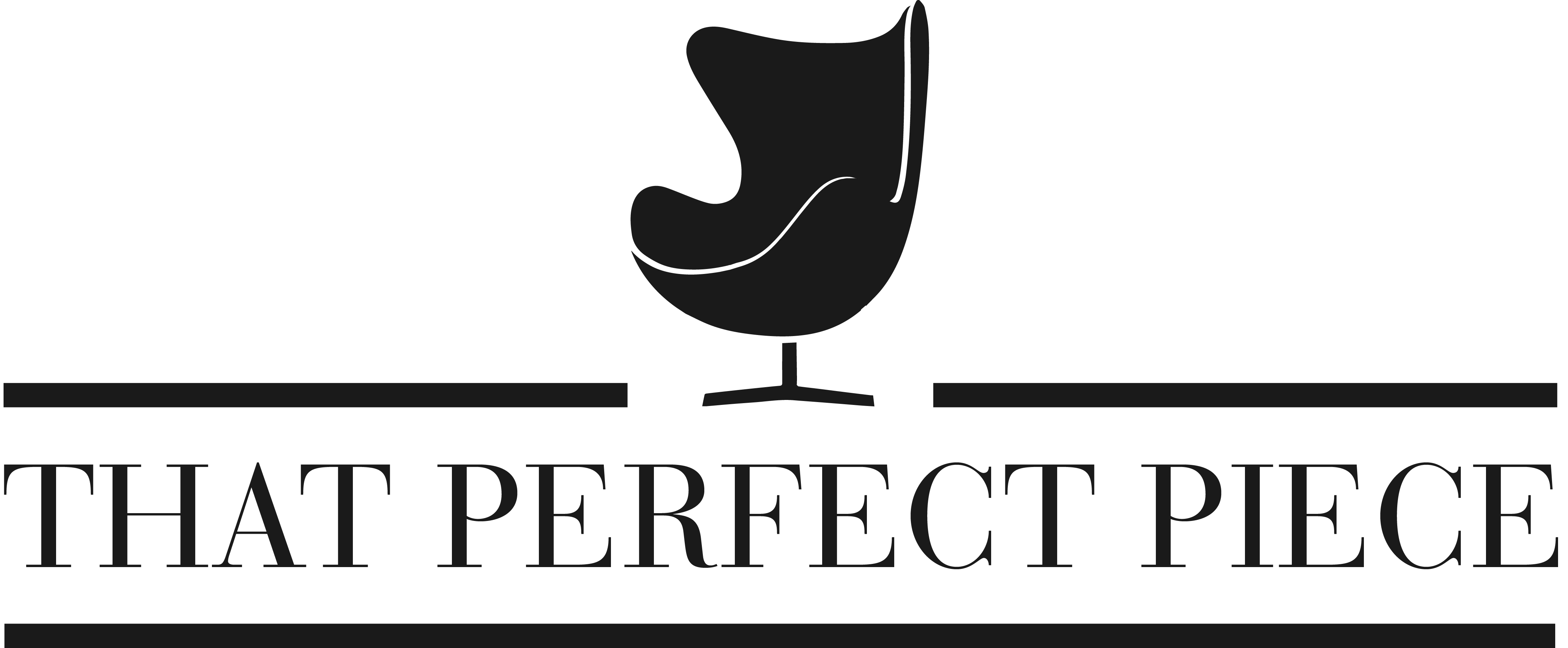 That Perfect Piece Logo
