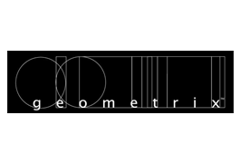 Geometrix by Schonbek. Logo