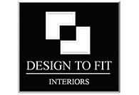 Design to Fit Interiors. Logo