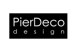 PierDeco design. Logo