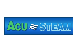 Acu-Steam by Thermolec. Logo
