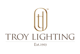 Troy Lighting. Logo