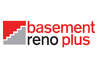 Basement Reno Plus. Logo