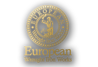 European Wrought Iron Works Logo