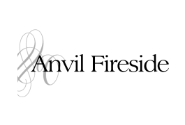 Anvil Fireside. Logo