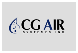 CG Air Systems. Logo