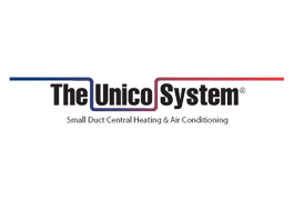 The Unico System. Logo