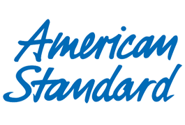 American Standard Heating and Air Conditioning. Logo