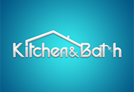 Kitchen & Bath. Logo