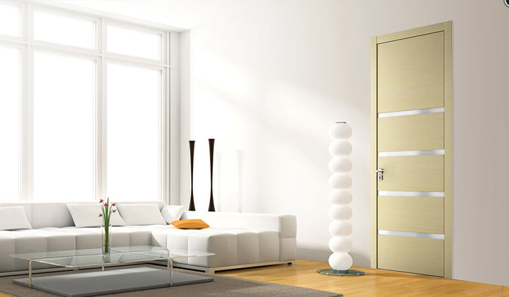 European quality interior doors by The Door Boutique