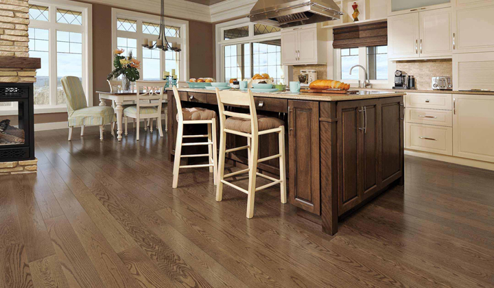 High quality hardwood flooring by A+ Flooring, Toronto