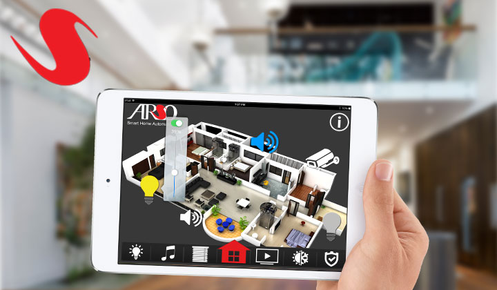 Smart home automation systems by Arso Smart Home, Vaughan
