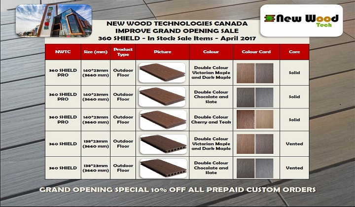New Wood Technologies Canada Logo