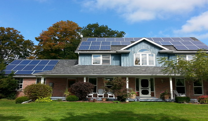 Solar panels , panels and instalation by Shine Solar