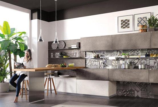 Stylish modern kitchen trend for 2017 - Latest modern kitchen designs 2017 ...
