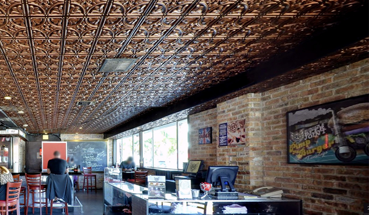 commercial ceiling tile design