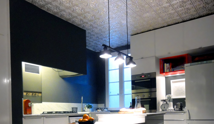 Residential Ceiling design , decorative ceiling tile by Talissa Decor, Thornhill