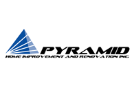 Pyramid Home Improvement And Renovation Logo