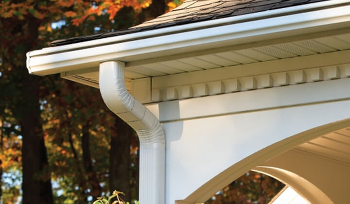 Eavestrough, gutter repair and maintenance service