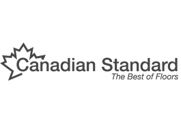 Canadian Standard Floors. Logo